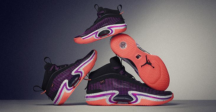 scarpa da basket Air Jordan 36 First Light