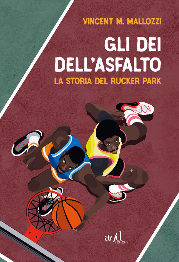 Gli dei dell'asfalto di Vincent M. Mallozzi libri di basket