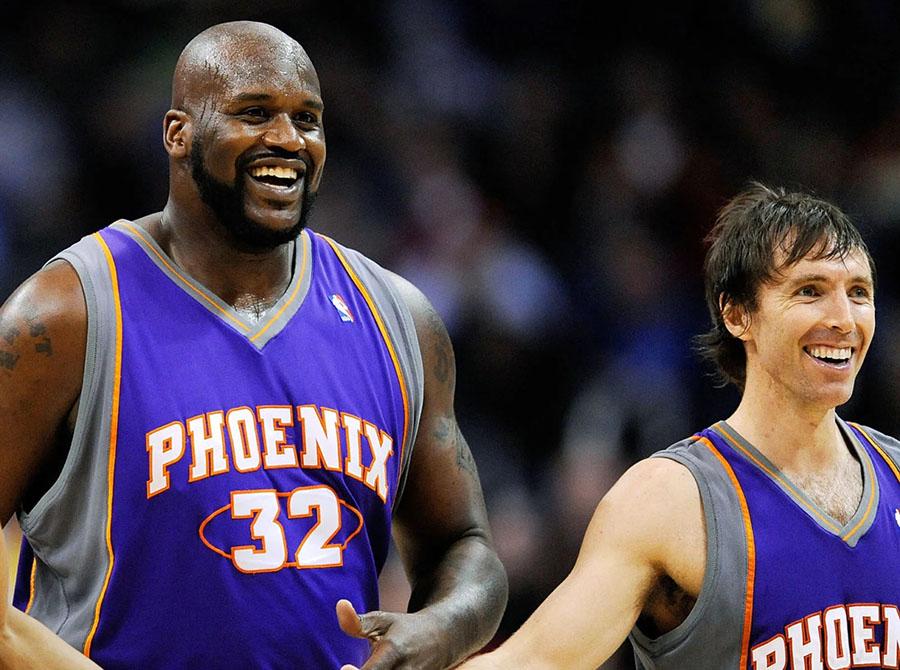 shaquille o'neal big cactus soprannomi di giocatori NBA